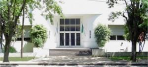 Edificio LEMIT, sito en Avenida 52 entre 121 y 122, La Plata.